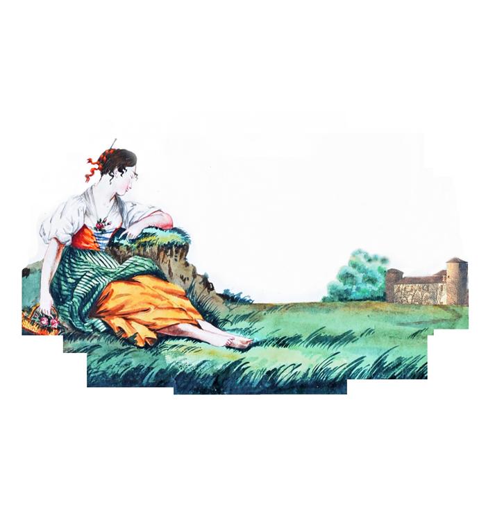 Le Case Della Giardiniera
